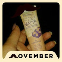 Rimmel Stay Matte Liquid Mousse Foundation uploaded by Grevelyn C.