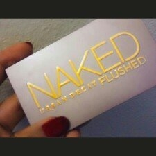 Urban Decay Naked Flushed uploaded by Desiree G.