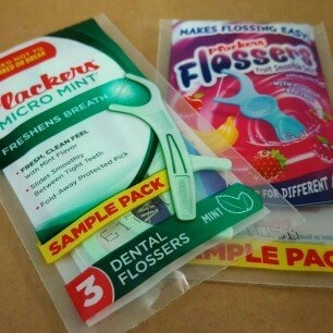 Plackers Dual Grip Fruit Smoothie Swirl Kid's Flossers uploaded by Marcia G.