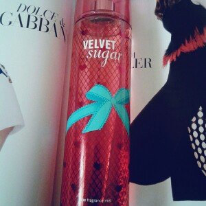 Photo of Bath & Body Works® Signature Collection VELVET SUGAR Fine Fragrance Mist uploaded by Diandra C.