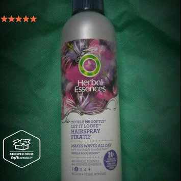 Photo of Herbal Essences Tousle Me Softly Let It Loose Non-Aerosol Hairspray uploaded by Bethany M.