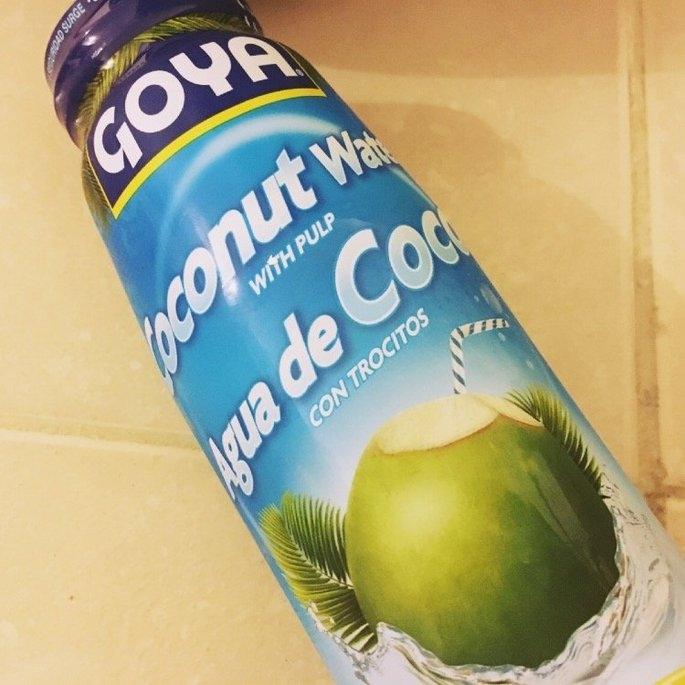 Goya Coconut Water, 13.5 Ounce uploaded by Marjorie H.