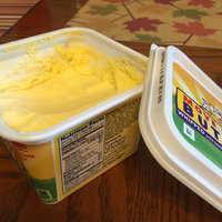 Move Over Butter® 65% Whipped Vegetable Oil Spread 10.05 oz. Tub uploaded by Kathleen F.