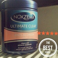 Noxzema Ultimate Clear Anti-Blemish Pads uploaded by Ashley M.