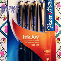 Paper Mate InkJoy 550 RT Retractable Medium Point Advanced Ink Pens uploaded by Dianne CT M.