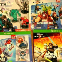 Disney Infinity: Toy Box Starter Pack 2.0 Edition (Xbox One) uploaded by Bernadette W.