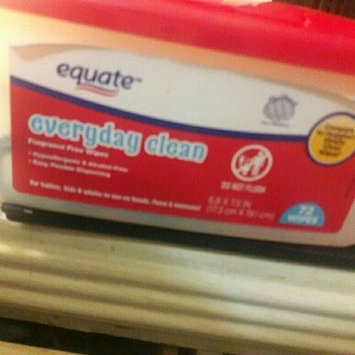 Photo of Huggies® Equate Everyday Clean Gentle Wipes Compare to Huggies Simply Clean Wipes uploaded by Karolin A.