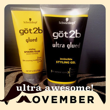 göt2b ultra glued Invisible Styling Gel uploaded by Kelly M.