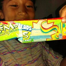 Photo of Airheads Xtremes Sweetly Sour Candy Rainbow Berry uploaded by Trista K.