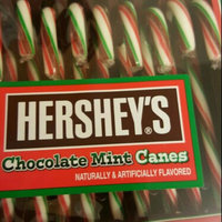 Hershey's Holiday Candy Canes in Mint Chocolate Flavor 6.3 oz. Box uploaded by Ashley R.