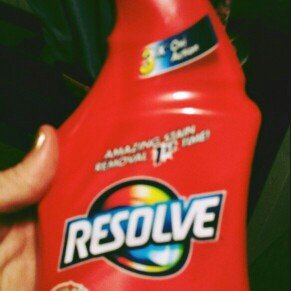 Resolve Triple Oxi Advanced Spot Carpet Stain Remover uploaded by Amy M.