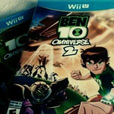 Photo of D3 Publishing Ben 10 Omniverse 2 Wii U uploaded by Rosa C.