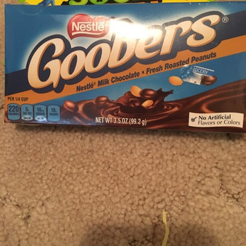 Photo of GOOBERS 3.5 oz. Video Box (Pack of 18) uploaded by Kathy M.