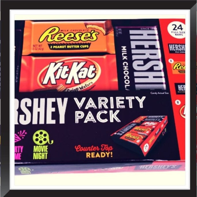 Hershey's Variety Pack Chocolate uploaded by C G.