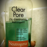 Neutrogena Clear Pore Oil-Controlling Astringent uploaded by Maribel A.