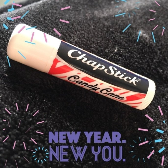Pfizer Chapstick Holiday Limited Edition, 0.15 Oz (2 Pack) (Candy Cane) uploaded by Tasha E.