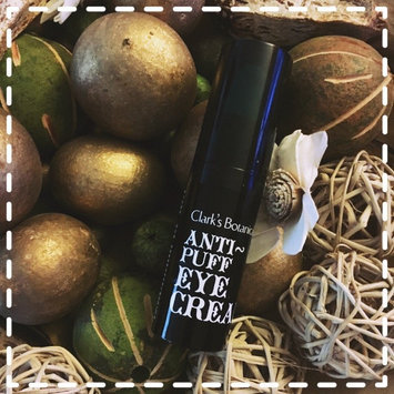 Photo of Clark's Botanicals Anti-Puff Eye Cream .5 oz uploaded by Aseel A.