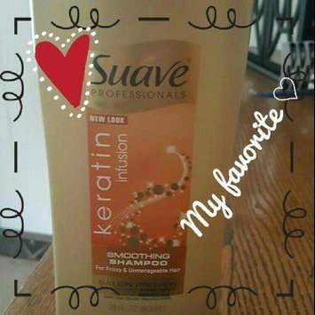 Suave Professionals® Keratin Infusion Smoothing Shampoo uploaded by Lyndsi H.