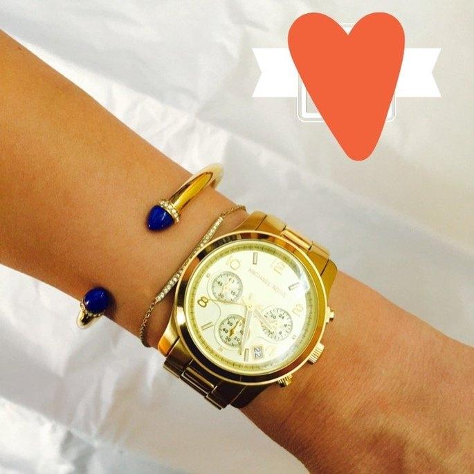 MICHAEL Michael Kors Women's Chronograph Bracelet Watch 38MM uploaded by Veronica M.
