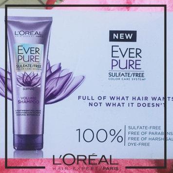 Photo of L'Oréal Paris EverPure Volume Shampoo uploaded by Yuriko F.