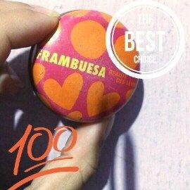Photo of Kala Style Agatha Ruiz De La Prada Lip Balm - Raspberry - .53oz (15ml) uploaded by Marielis R.