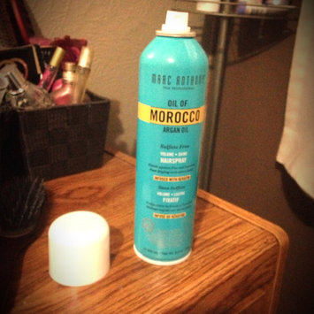 Photo of Marc Anthony True Professional Oil of Morocco Argan Oil Hair Spray uploaded by Lacey F.