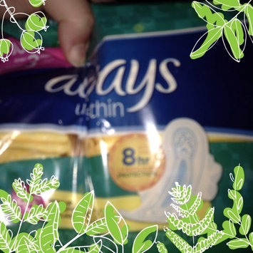 Photo of Always Ultra Thin Size 1 Regular Pads With Wings Unscented uploaded by Abbie M.