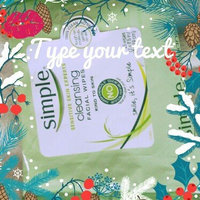 Simple Eye Make-Up Remover Pads uploaded by Alejandra T.