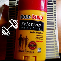 Gold Bond Chafing Defense Anti-Friction Formula uploaded by Diana O.