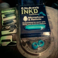 Skullcandy INK'D MIC'D Earbud Headphones (Navy and Hot Blue) uploaded by Mayra A.