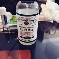 J.R. Watkins Menthol Camphor Relief Mist uploaded by Lacey C.