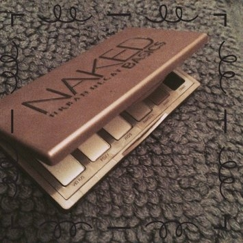 Urban Decay Naked Basics Palette uploaded by Inese A.