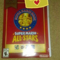 Super Mario All-Stars Nintendo Wii uploaded by Tiaa T.