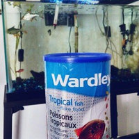 Wardley Tropical Fish Flake Food uploaded by Jennifer V.