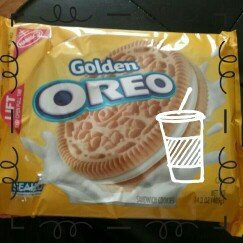 Nabisco Golden Oreo Sandwich Cookies uploaded by Elizabeth G.