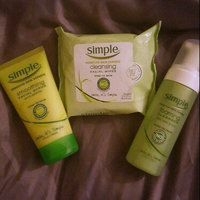 Simple Kind To Skin Cleansing Facial Wipes uploaded by Hannah G.