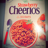Cheerios Strawberry Cereal uploaded by Cassandra M.