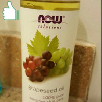 NOW Foods Solutions Grapeseed Oil - 16 fl oz uploaded by Jasmine B.