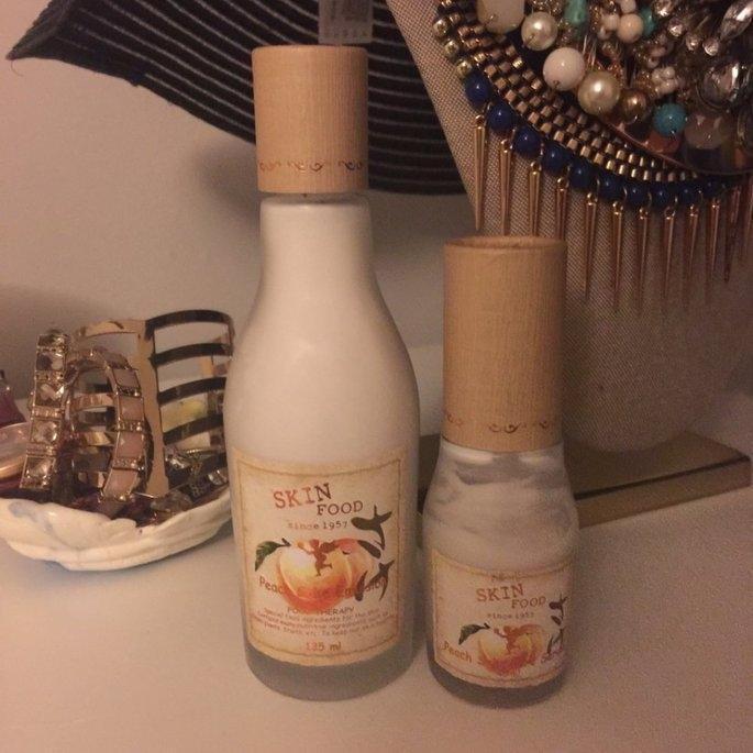 SKINFOOD Peach Sake Emulsion (for pore care) 135ml uploaded by Wildelise O.