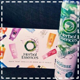 Clairol Herbal Essences Set Me Up Mousse uploaded by Natalie C.