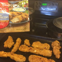 Tyson Chicken Strips Crispy uploaded by Skye B.