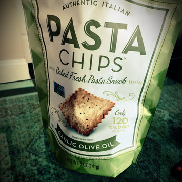 Photo of Vintage Italia Pasta Chips Garlic Olive Oil uploaded by Kalli S.