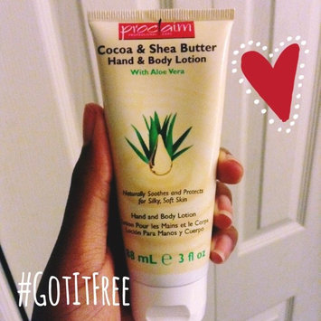 Photo of Proclaim Cocoa Butter Lotion for Hand & Body uploaded by Shai C.