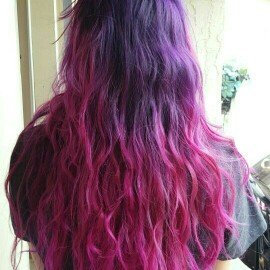 Photo of Ion Color Brilliance Brights Semi-Permanent Hair Color Magenta uploaded by sharon C.