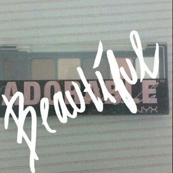 NYX The Adorable Shadow Palette uploaded by Luisa M.