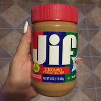 Jif Creamy Peanut Butter Spread uploaded by Esmeralda G.