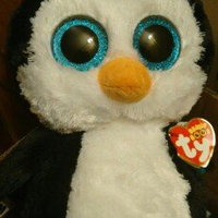 Ty Boo Buddy Waddles Penguin uploaded by carly k.