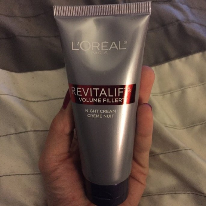 L'Oréal® Paris RevitaLift® Volume Filler Night Cream uploaded by Lacey J.