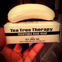 Tea Tree Therapy Tea Tree Vegetable Base Soap uploaded by Nicole M.