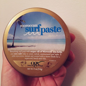 Organix Moroccan Surf Paste uploaded by Whitney W.